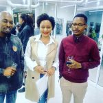 Blessing Ngobeni Art Prize Launch 2019