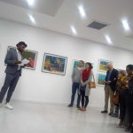 Blessing Ngobeni Art Prize Launch 2019